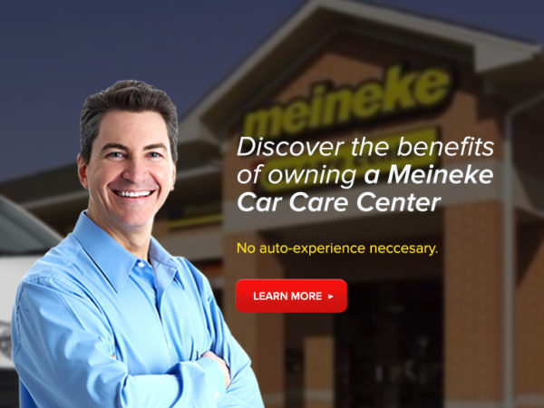 <span>Meineke Franchise Website</span><i>→</i>