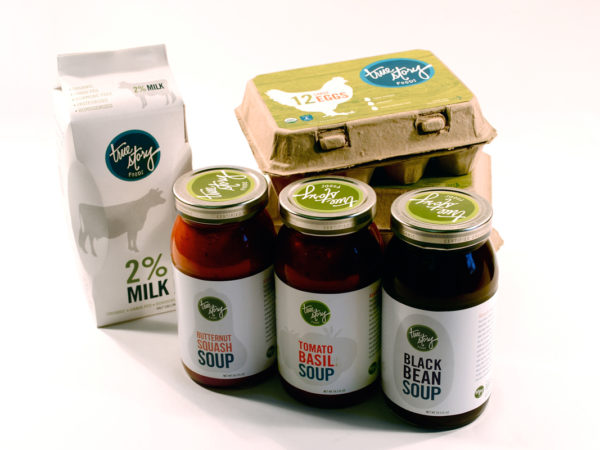 <span>True Story Foods</span><i>→</i>